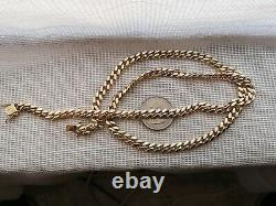 14k Solid Yellow Gold Miami Cuban Curb Link Chain Necklace 24 76.2g 6mm